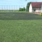 Czyszczenie boiska