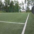 Po konserwacji boiska